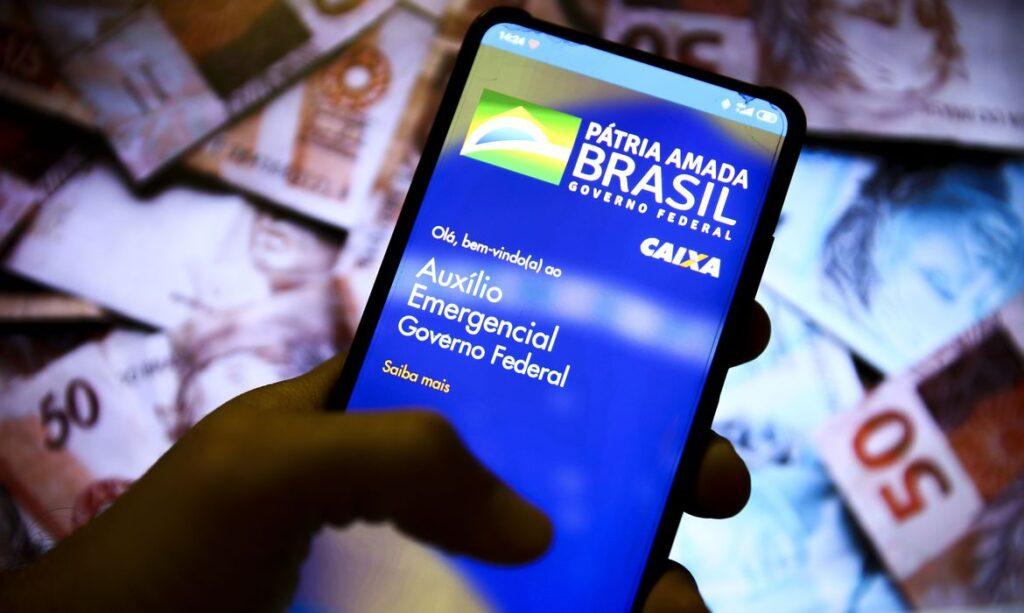 Novo auxílio emergencial começa a ser pago na próxima terça-feira, dia 6