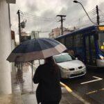 Vídeo: Granizo atinge mais de 20 municípios ao amanhecer deste sábado