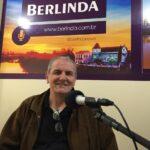 Pré-candidato pelo PSD, Sandro da Buca, no Berlinda News Entrevista