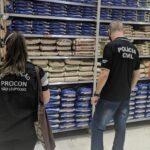 Procon de São Leopoldo e Decon notificam hipermercado devido aos preços elevados de produtos da cesta básica