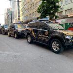 VÍDEO: PF faz busca na capital e Vale do Sinos contra o mercado ilegal de cambio no RS