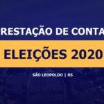Confira as doações recebidas até agora pelos candidatos a prefeito de São Leopoldo