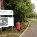 Parque Imperatriz reabre parte da área de lazer, mas nos finais de semana o acesso segue proibido