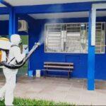 Centro de Saúde Feitoria passará por sanitização a meia-noite desta quinta-feira (8)