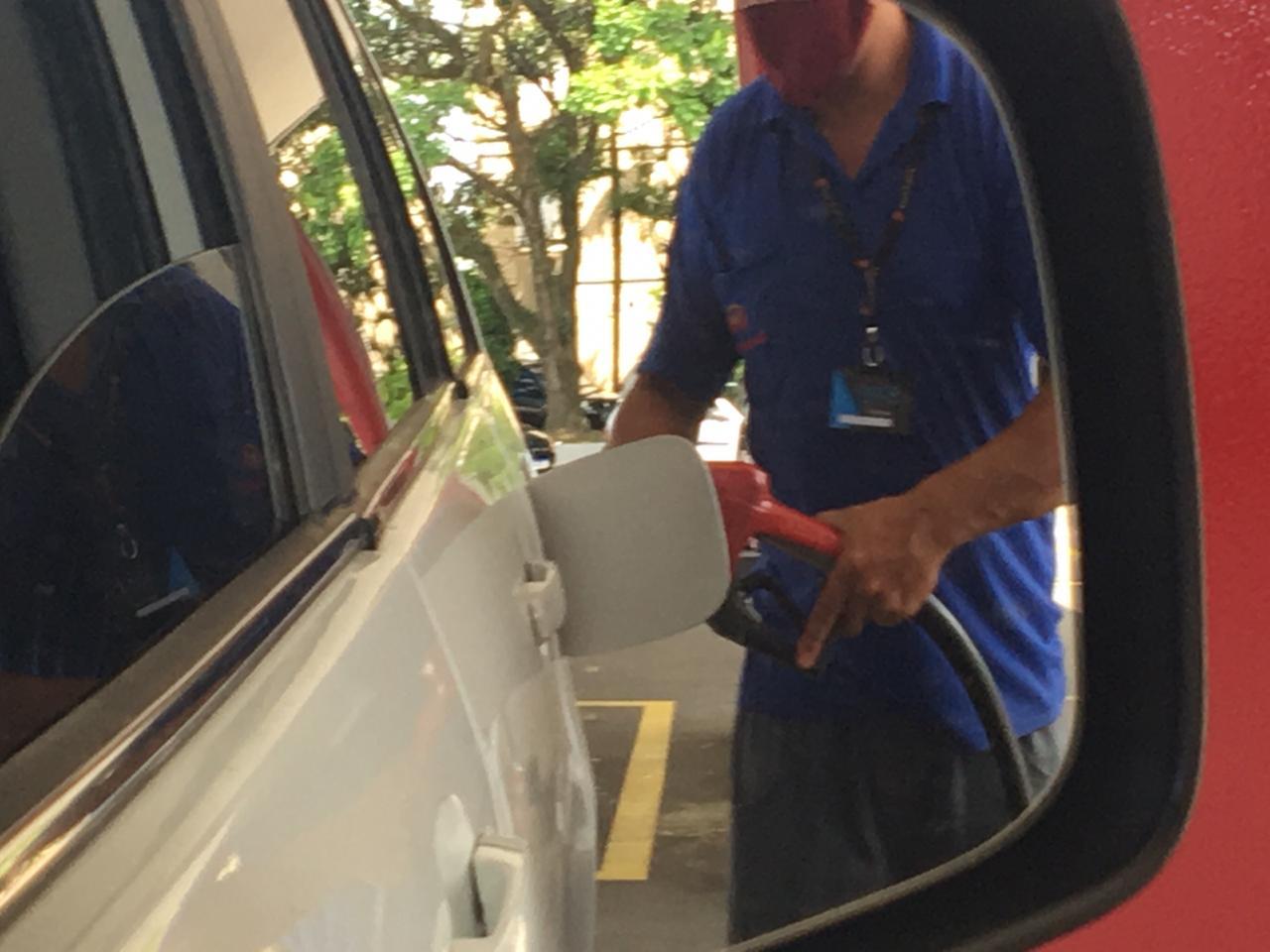 Petrobras aumenta pela 3ª. vez neste mês de dezembro os preços da gasolina e do diesel