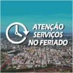 São Leopoldo: Atenção para os serviços do feriado de Ano Novo
