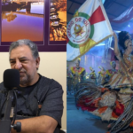 """Sem Carnaval, presidente da Império do Sol distribui cestas básicas e pede: """"fiquem em casa"""""""