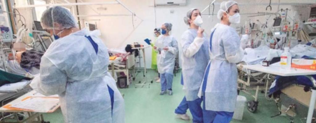 Unisinos faz pesquisa com trabalhadores linha de frente no combate a pandemia em SL
