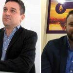Secretário Fábio Bernardo e vereador Gabriel Dias no Berlinda News desta sexta-feira (19)