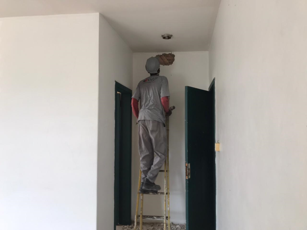 Unisinos inicia obras no Hospital Centenário
