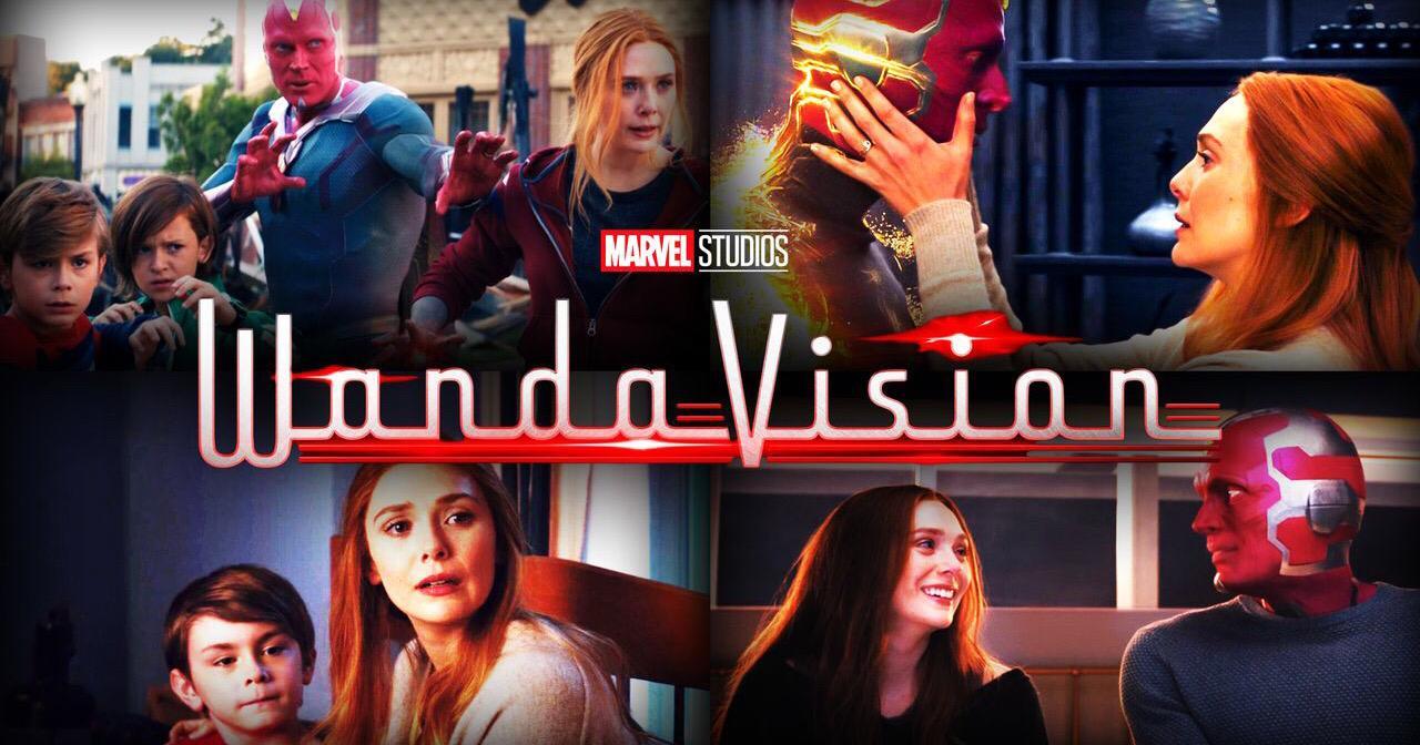 ÁREA GEEK Por Nícolas Rost: WandaVision | Série explicada e futuro dos personagens no UCM