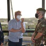 Comandante do 19º BIMtz diz que Exército está a disposição do município para campanha de vacinação
