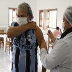 #sextou com vacina para 35 anos + em São Leopoldo