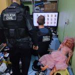 Polícia Civil prende cinco pessoas por pedofilia na Região Metropolitana. Três delas, em Esteio e Novo Hamburgo