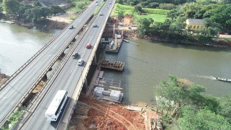 Nesse domingo (1º) haverá interrupções na BR-116, em São Leopoldo