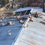 Vento com força de furacão atinge o Sul da Argentina,causando estragos e uma morte na cidade de Comodoro Rivadavia