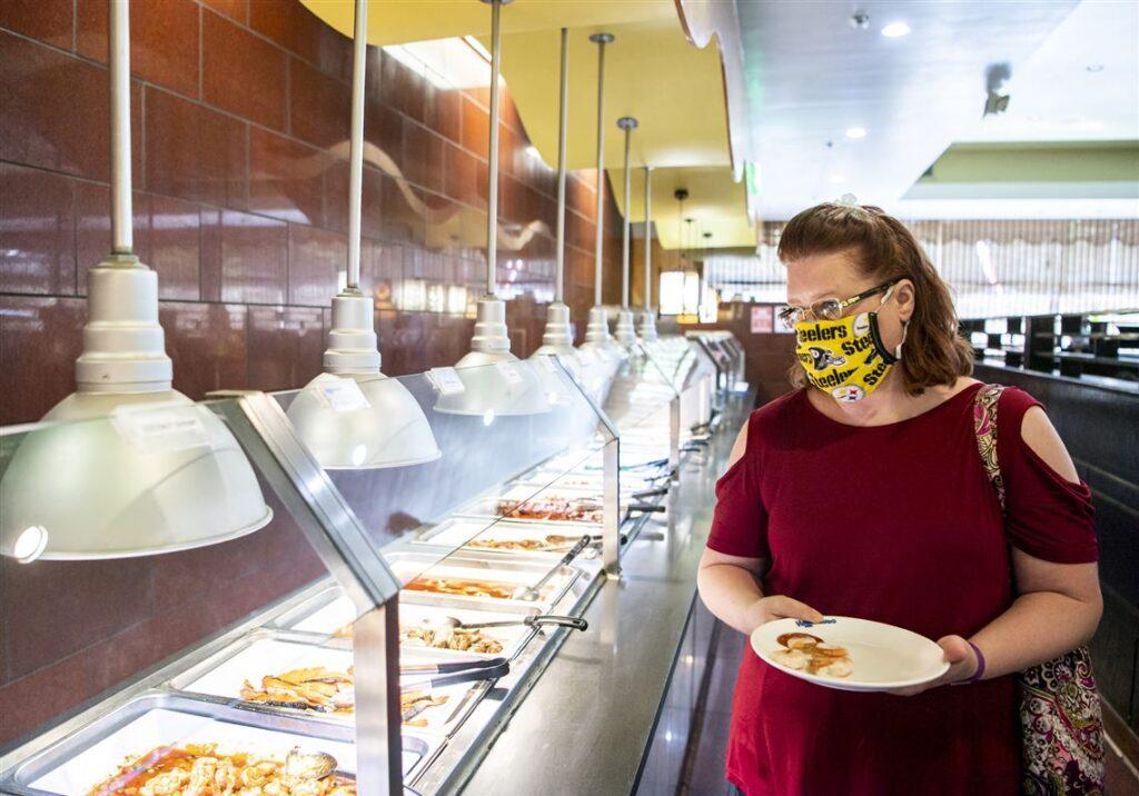 Governo do Estado flexibiliza protocolo de proteção contra o coronavírus para restaurantes e academias