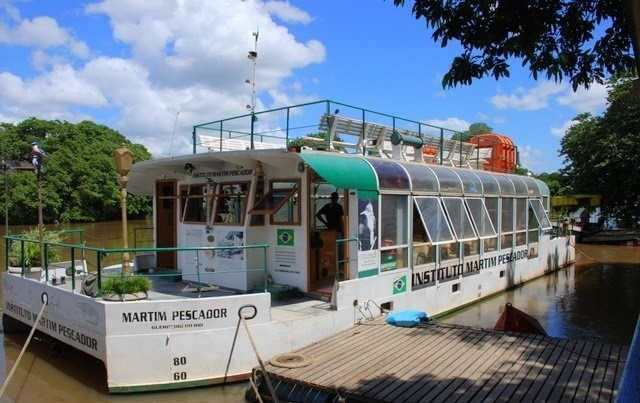 Barco Martim Pescador, retirado do Sinos por dívidas trabalhistas, volta ao debate no município