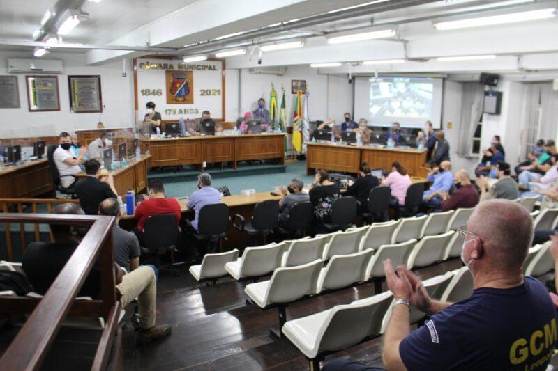 Sede da GCM deverá custar R$ 8,7 milhões em 48 parcelas de R$ 180 mil