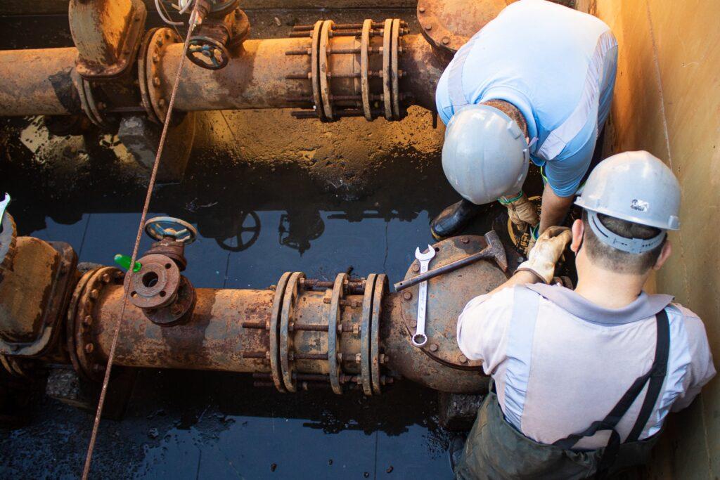 Conserto do Semae em tubulação nos bairros São Miguel e Vicentina afeta abastecimento nesta quinta-feira (16)