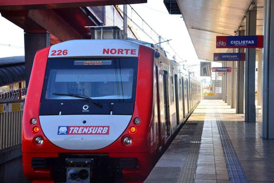 Tarifa da Trensurb terá reajuste e passa custar R$ 4,50 a partir de segunda-feira, dia 20